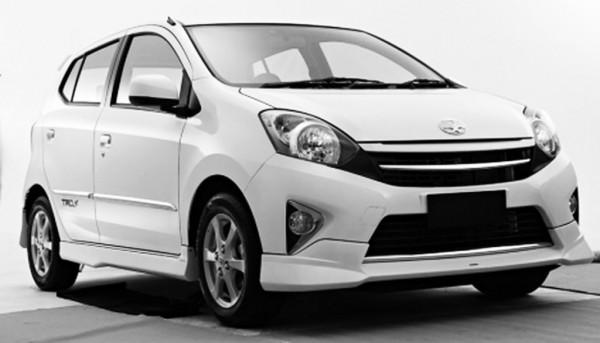 Harga dan Spesifikasi Toyota Agya