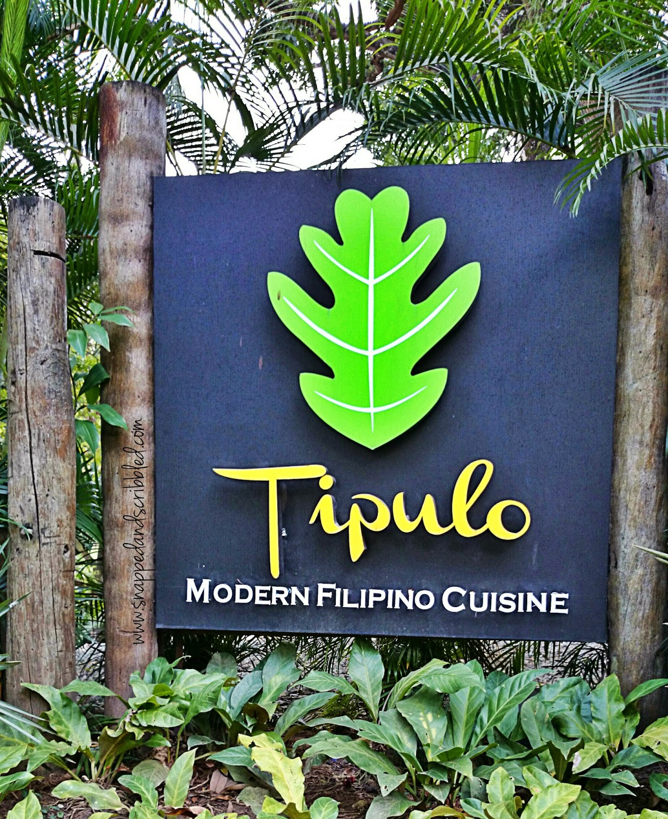 Restaurant In Antipolo: Tipulo Modern Filipino Cuisine
