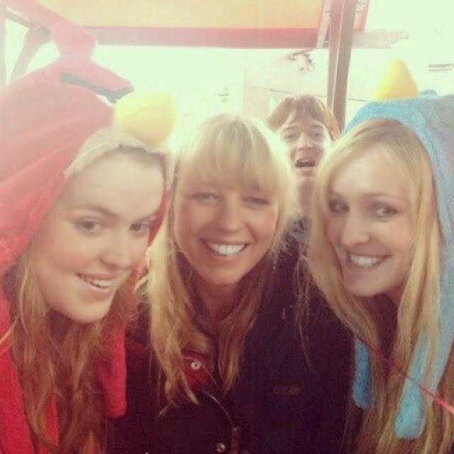 Thorpe Park, Theme Park, Angry Birds, Angry Birds Land, Selfie, Sara Cox, My Life My Son My Way,
