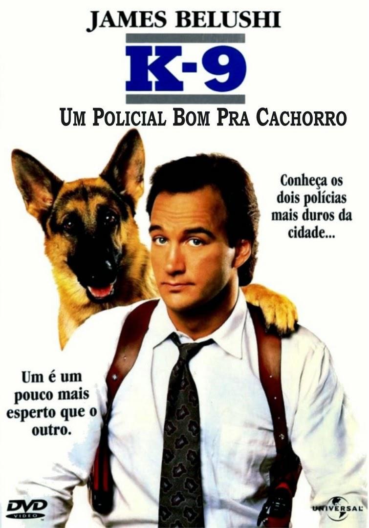 K-9: Um Policial Bom pra Cachorro – Dublado (1989)