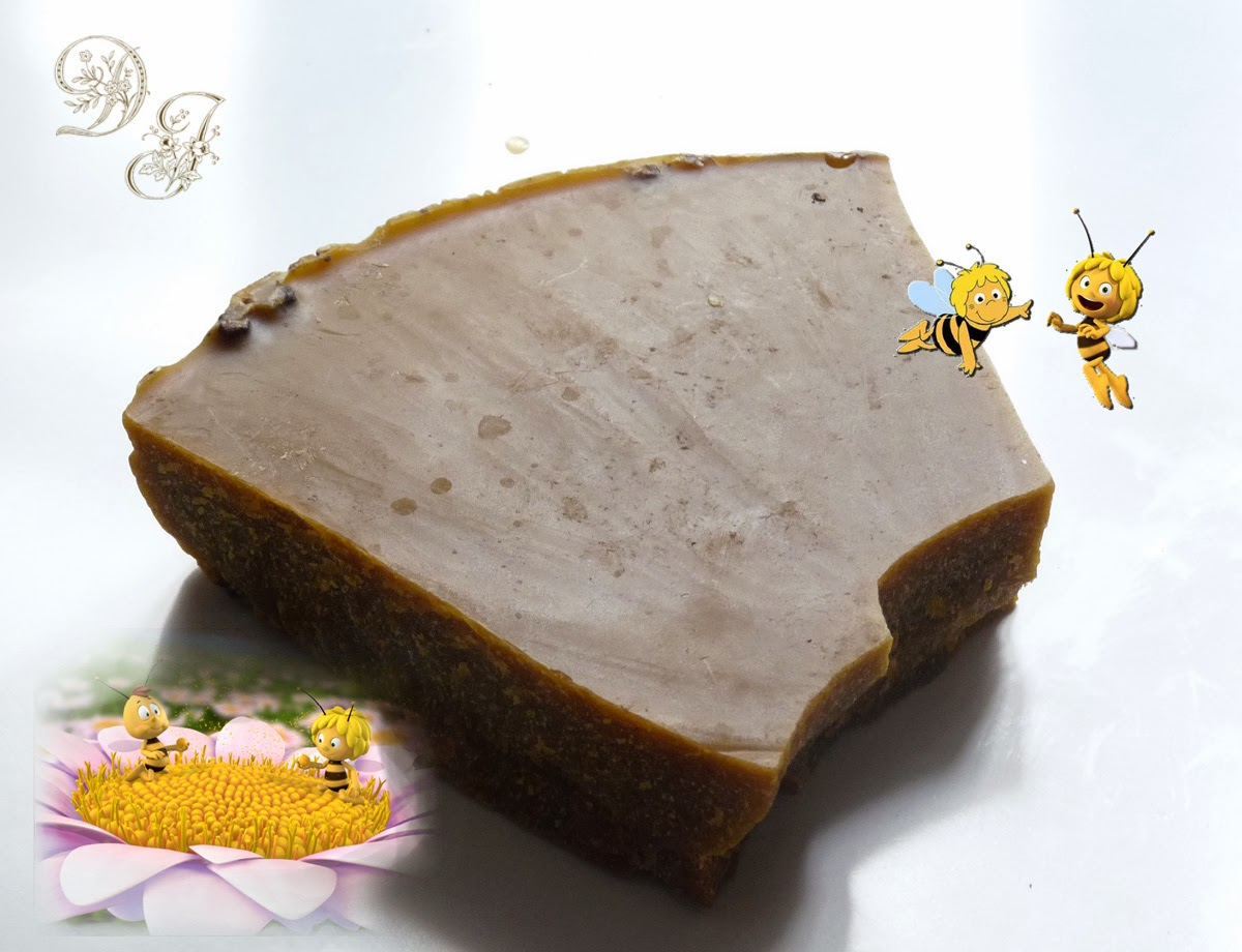 cera abeja virgen
