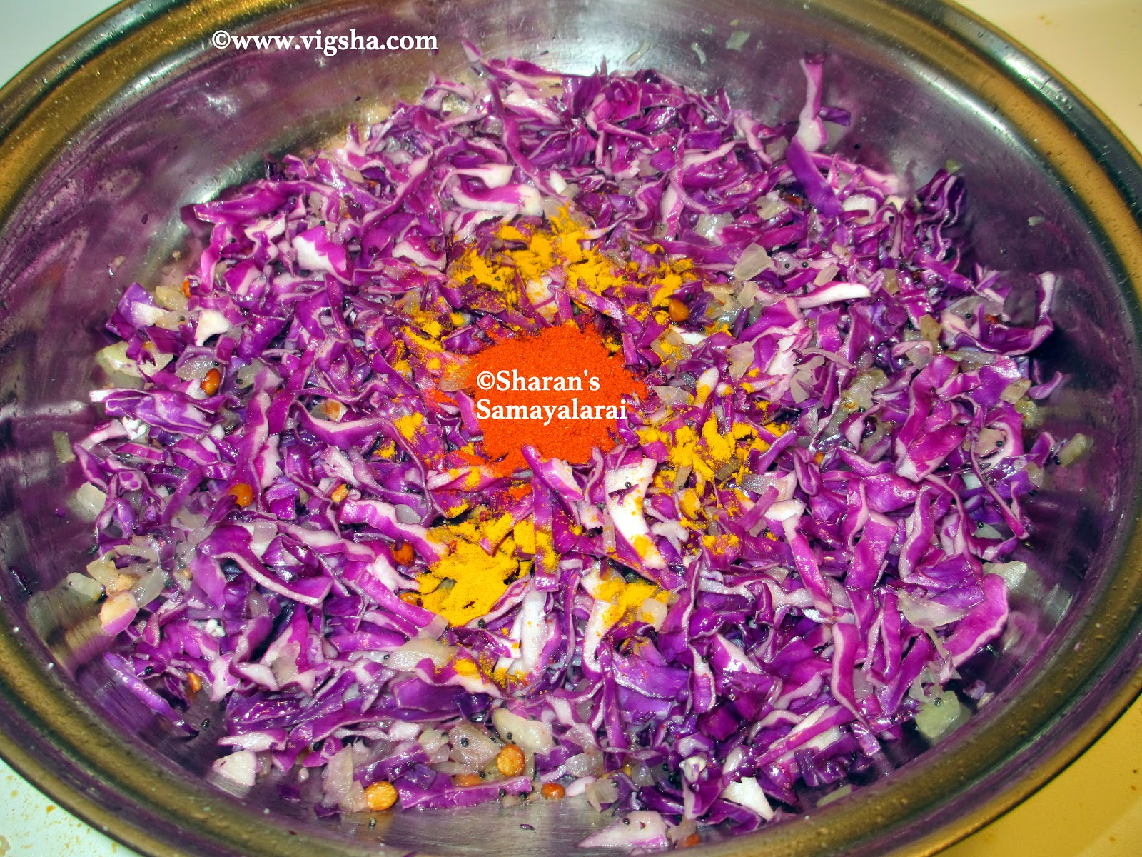 how to cook frozen purple cabbage