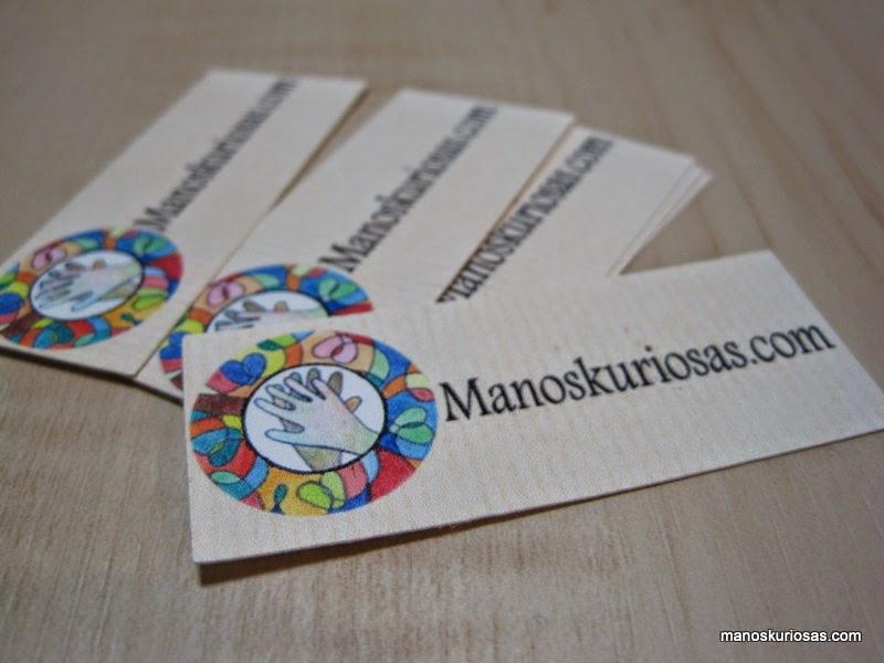 Pegatinas manoskuriosas