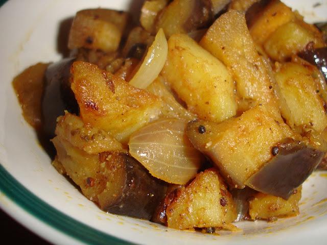 Aloo/Potato Fry