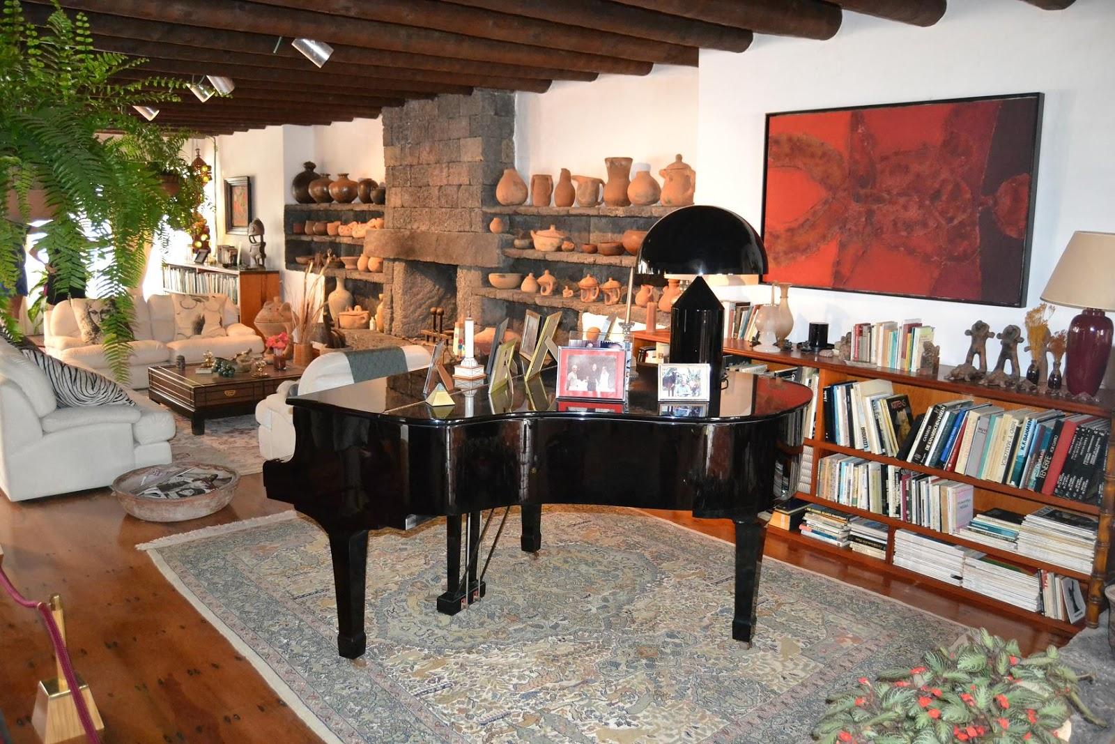 Camino de letras con syra casa museo c sar manrique - Casa museo cesar manrique ...