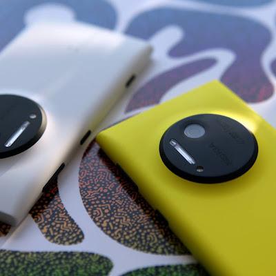 Nokia Lumia 1020 - Camera