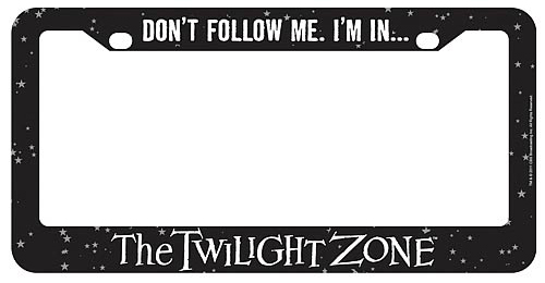 My Life in the Shadow of The Twilight Zone: TZ Merch: Twilight Zone ...