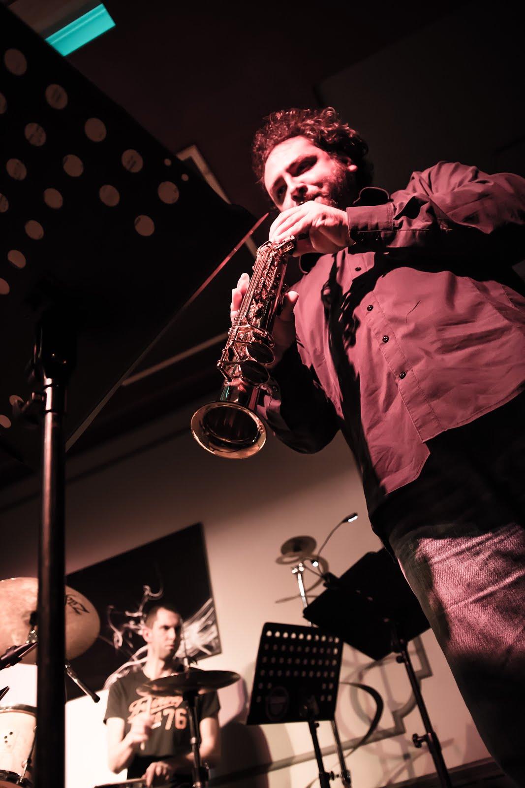 Franck Ansalone - Saxophone