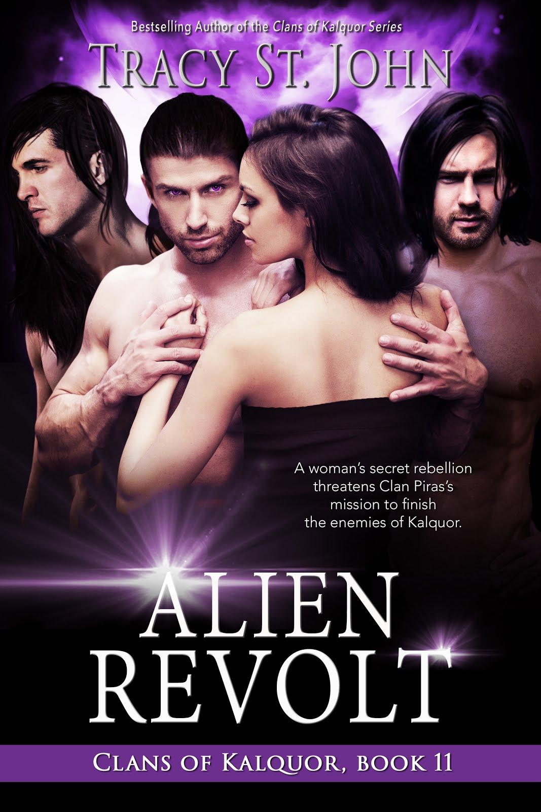 Alien Revolt (Clans of Kalquor 11)