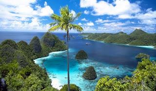 Tempat Wisata Teluk Cendrawasih