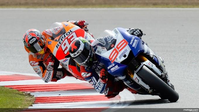 Hasil Race MotoGP Seri Silverstone 2013