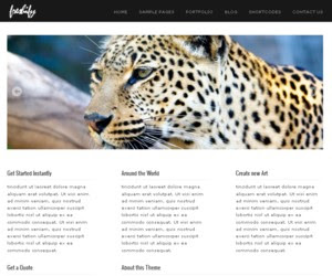 Freshify WordPress Theme