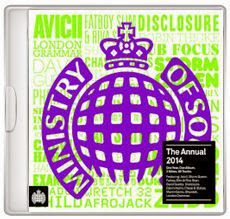 Baixar CD Ministry Of Sound – The Annual 2014 (2013) Download