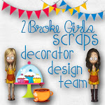2 Broke Girls Design Team