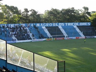 almagro 0 – Estudiantes 4: Fotos