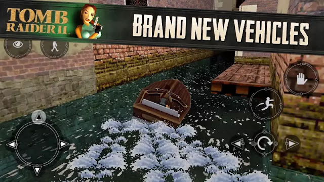 Download Tomb Raider II v1.0.36RC Apk+Data For Android