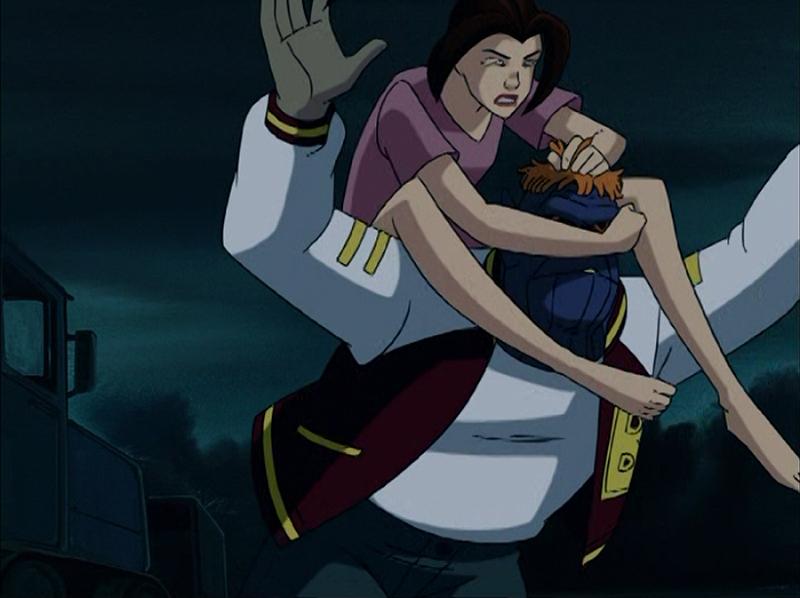 Anime Feet: X-Men Evolution: Shadowcat Bonus
