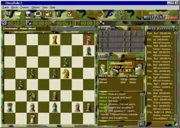 download game Chess Rally