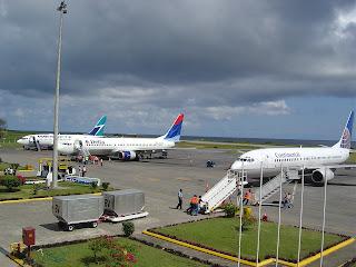Roatan Honduras Airport