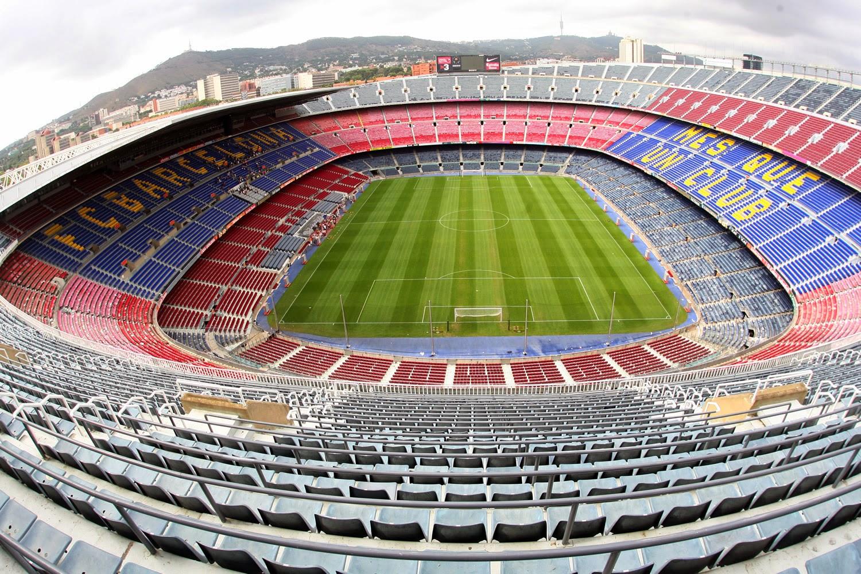 Football Stadium Tour In Barcelona