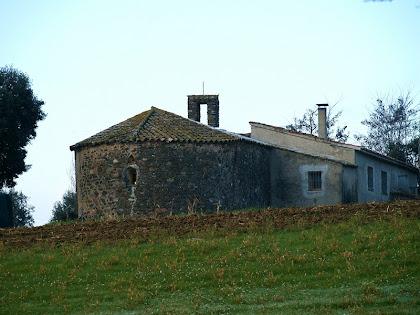 La capella de Sant Jaume de Rifà