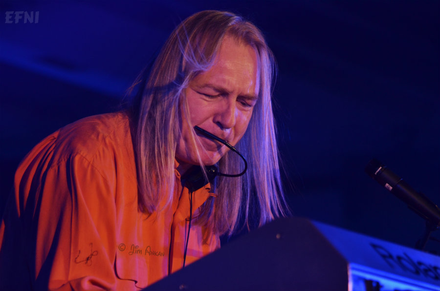 Eric Mouquet at Deep India Concert, Vivanta by Taj, India - Jim Ankan Deka photography