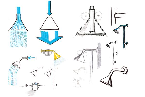 Swing shower system by Daniel Debiasi & Federico Sandri Seen On www.coolpicturegallery.us