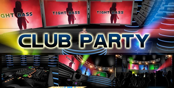 VideoHive Club Party Promotion