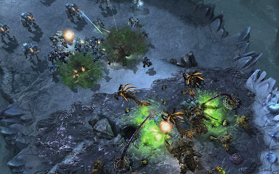 StarCraft II: Heart of the Swarm Screenshots 1