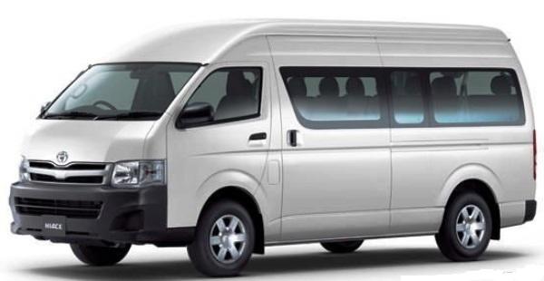 Toyota Hi-Ace Commuter
