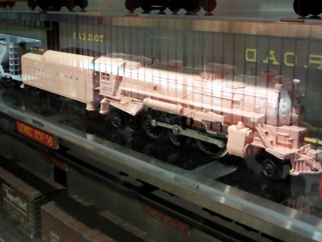 Lionel Girl's Train