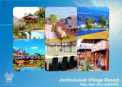 Jambuluwuk Batu Village Resort