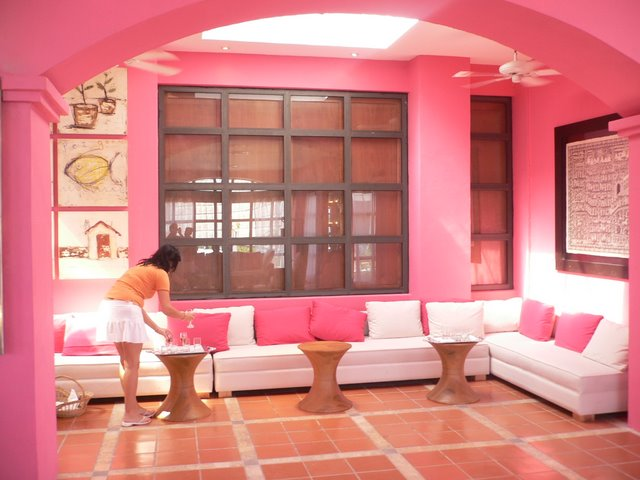 Would you live in a Pink House?? | style caramel