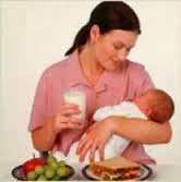 Dieta da amamentação