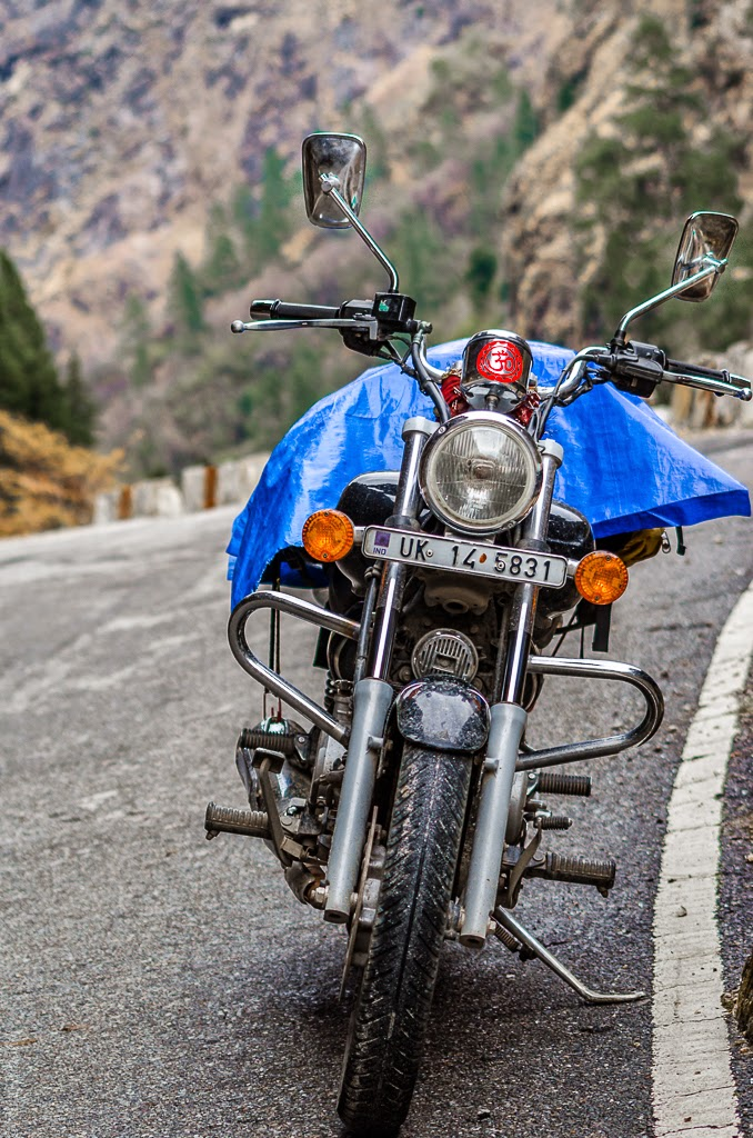 bike trip to badrinath
