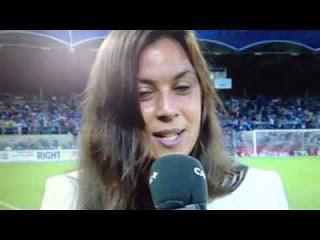 M. Bartoli chante Rihanna en direct sur Canal+ Sport