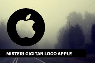 Rahasia Misteri Gigitan Pada Logo Aple