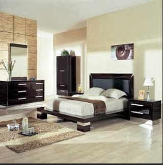 dekorasi dan desain kamar tidur nyaman minimalis dan