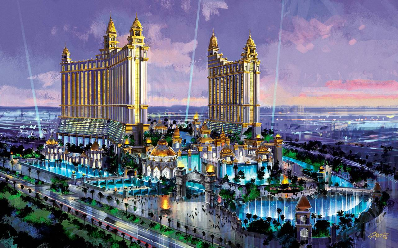 Macau Macao  city pictures gallery : Galaxy Macau New $2 billion casino opens in Macau, Nice n Funny