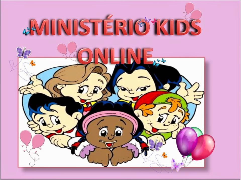 MINISTÉRIO KIDS ONLINE