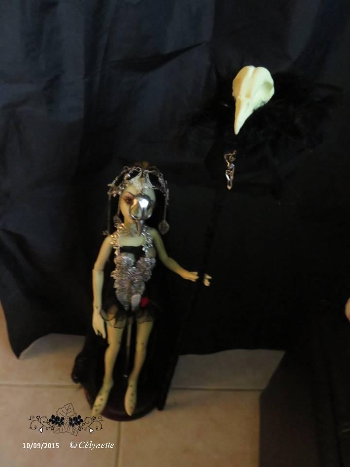 Dolls d'Artistes & others: Arion dans la bibliothèque... - Page 9 Diapositive15