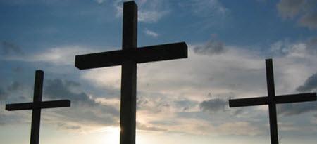 Las tres cruces