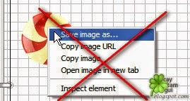 Không cho click chuột phải lên hình ảnh