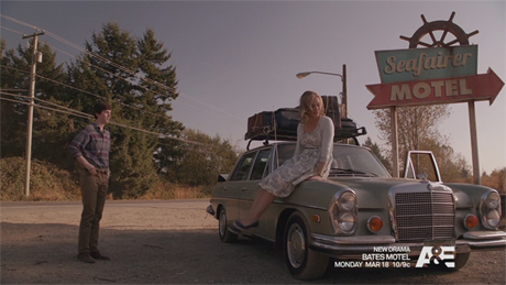 Bates Motel 1x01 - First You Dream, Then You Die
