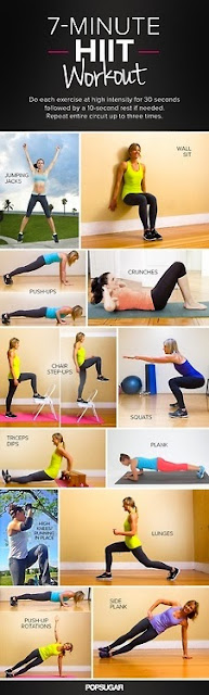 Workout and Training for Home