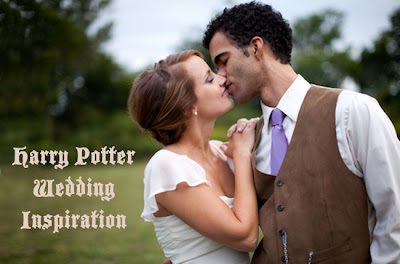 Another Harry Potter-Themed Wedding