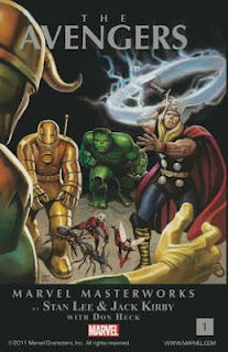 Marvel Masterworks Presents The Avengers