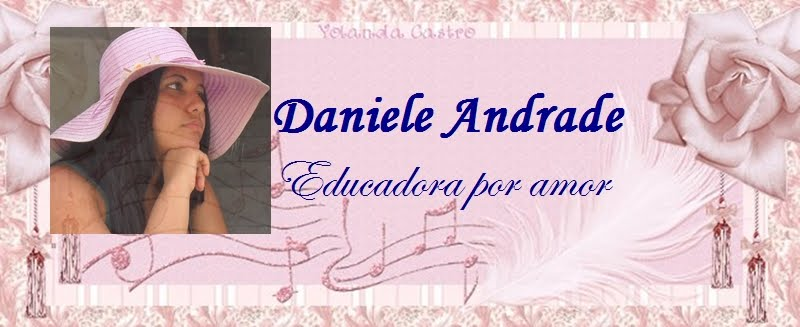 PSICOPEDAGOGA DANIELE ANDRADE