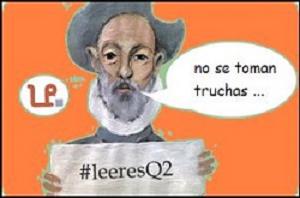 Concurso ilustración Refranes del Quijote