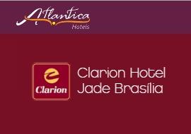 Clarion Hotel Jade Brasília | Atlantica Hotels